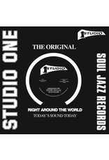 "New Vinyl Willie Williams - Armagideon Time (Disco Mix) 12"""