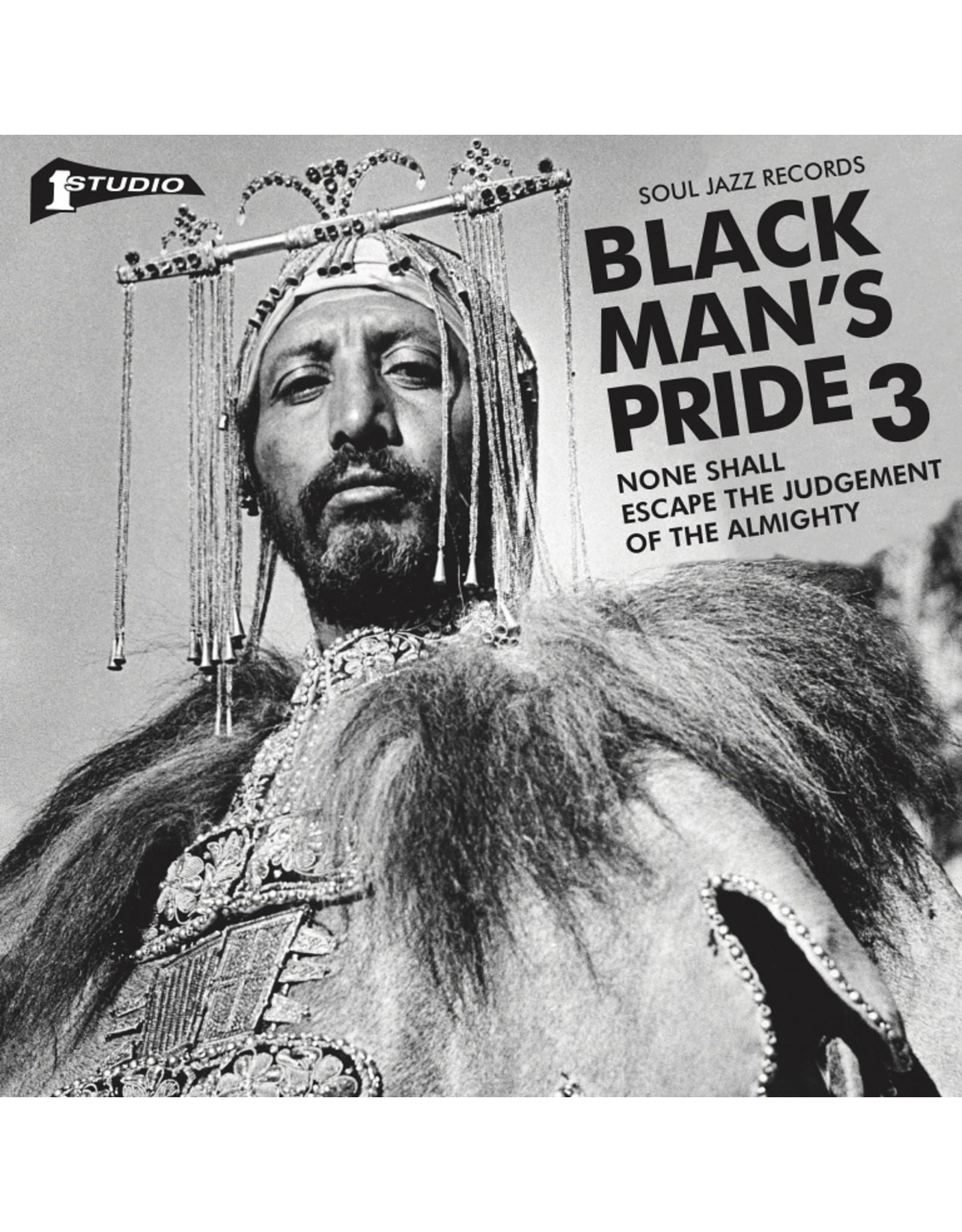 New Vinyl Various - Black Man's Pride 3 2LP