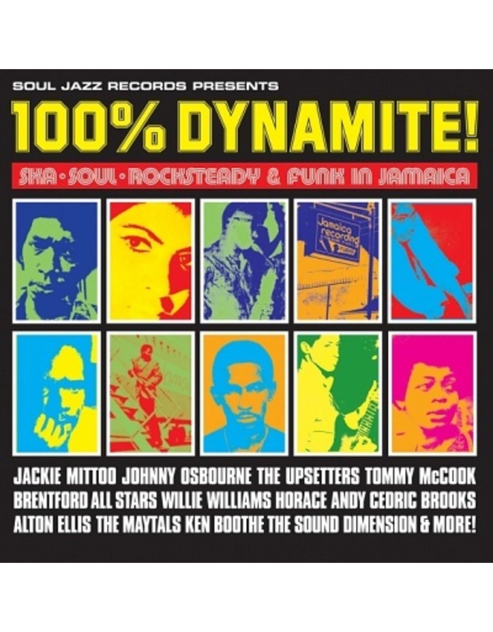 New Vinyl Various - 100% Dynamite 2LP