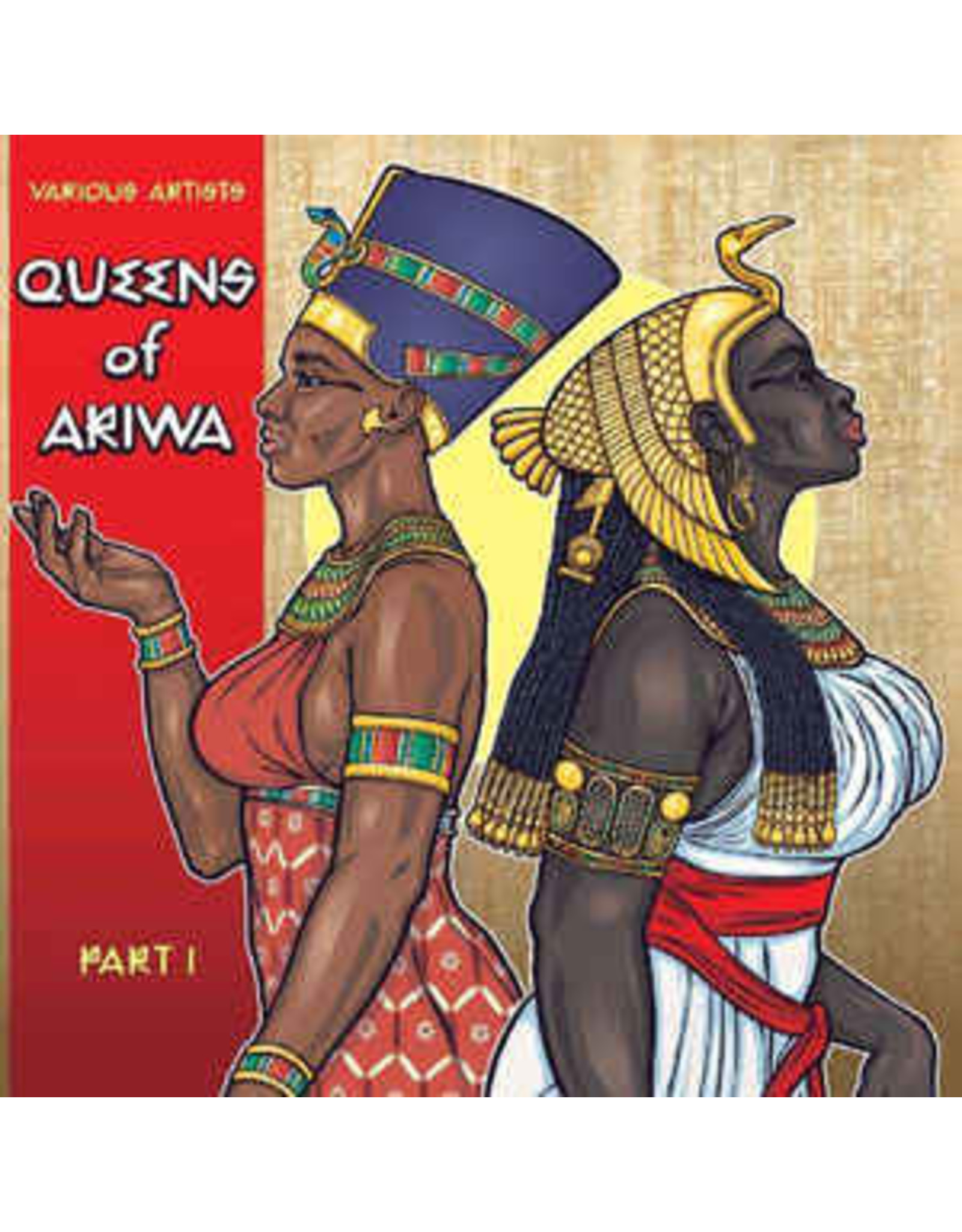 New Vinyl Various - Queens Of ARIWA Pt. 1 LP