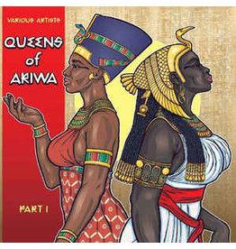 New Vinyl Various - Queens Of ARIWA Pt. 1 LP
