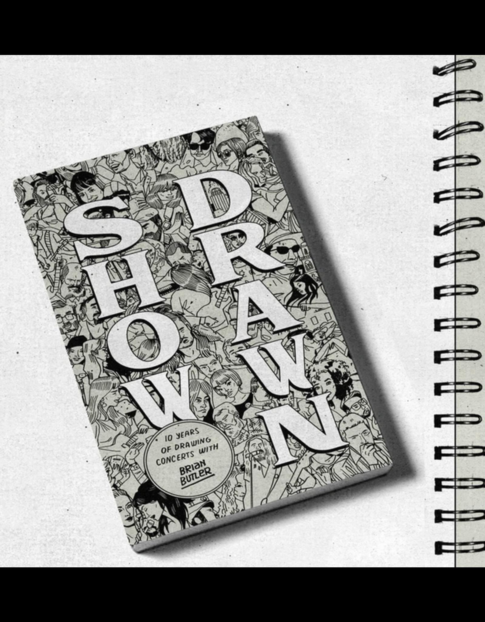 Book Brian Butler: Show Drawn