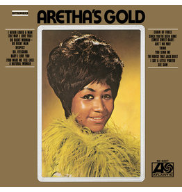 New Vinyl Aretha Franklin - Aretha's Gold LP
