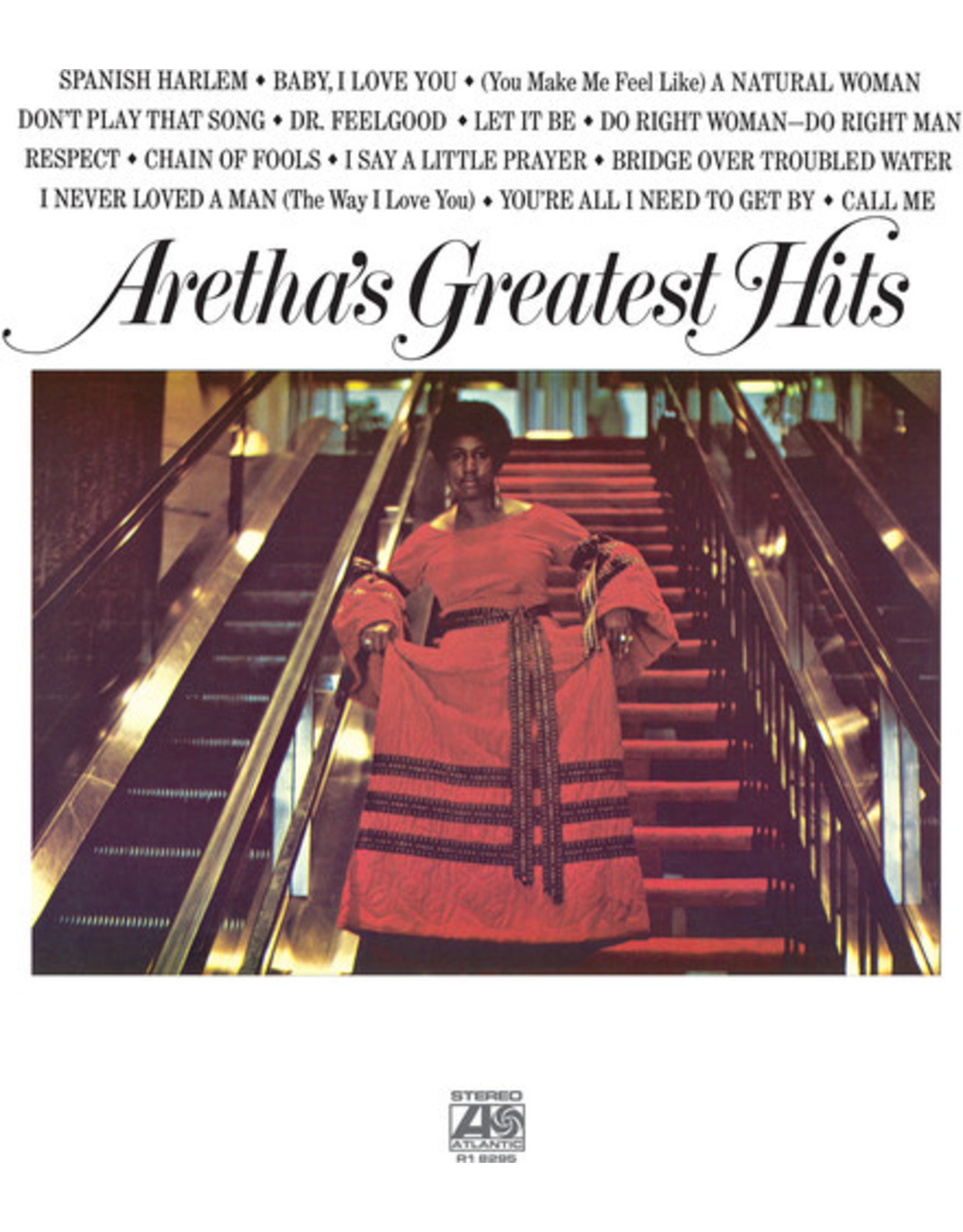 New Vinyl Aretha Franklin - Aretha's Greatest Hits LP