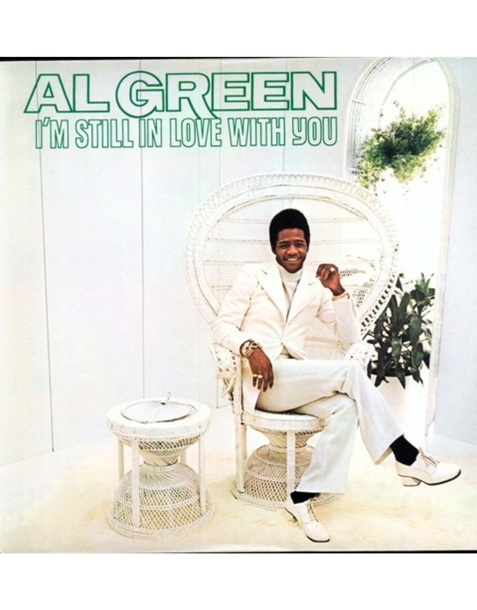 New Vinyl Al Green - I'm Still In Love With You LP