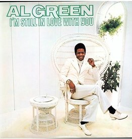 New Vinyl Al Green - I'm Still In Love With You LP