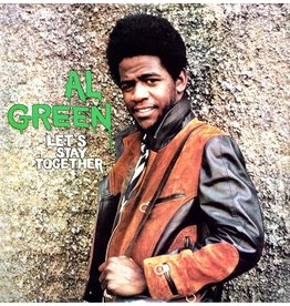 New Vinyl Al Green - Let's Stay Together LP