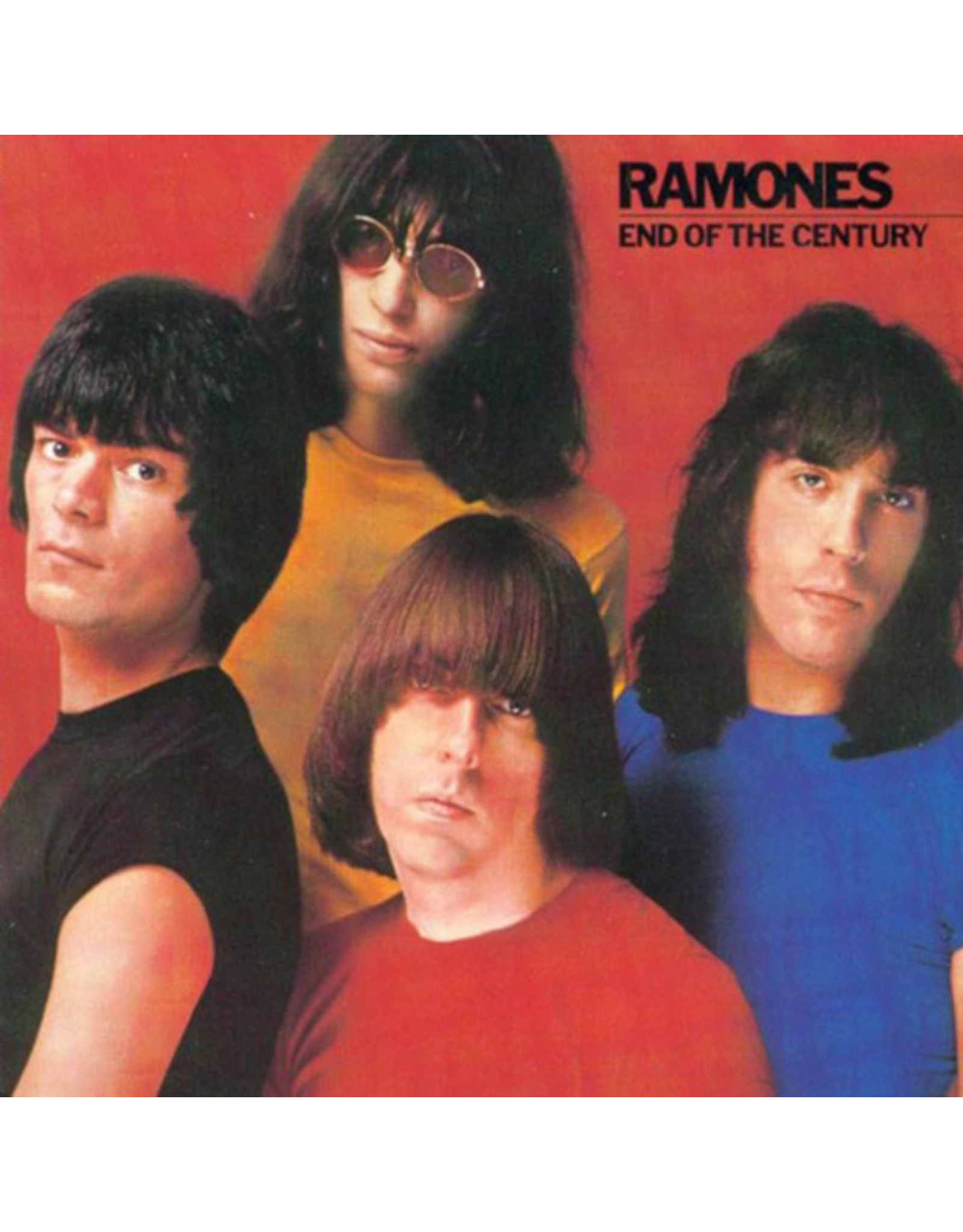 New Vinyl Ramones - End Of The Century LP
