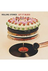 New Vinyl Rolling Stones - Let It Bleed (50th Anniversary Edition) LP