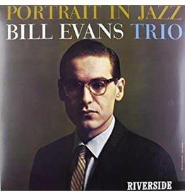 New Vinyl Bill Evans Trio - Portrait In Jazz (Colored) LP