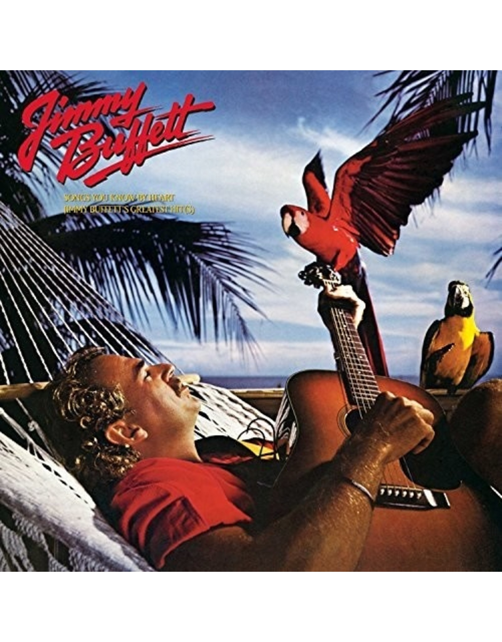 New Vinyl Jimmy Buffett - Songs You Know By Heart: Greatest Hit(s) LP