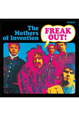New Vinyl The Mothers Of Invention - Freak Out! 2LP