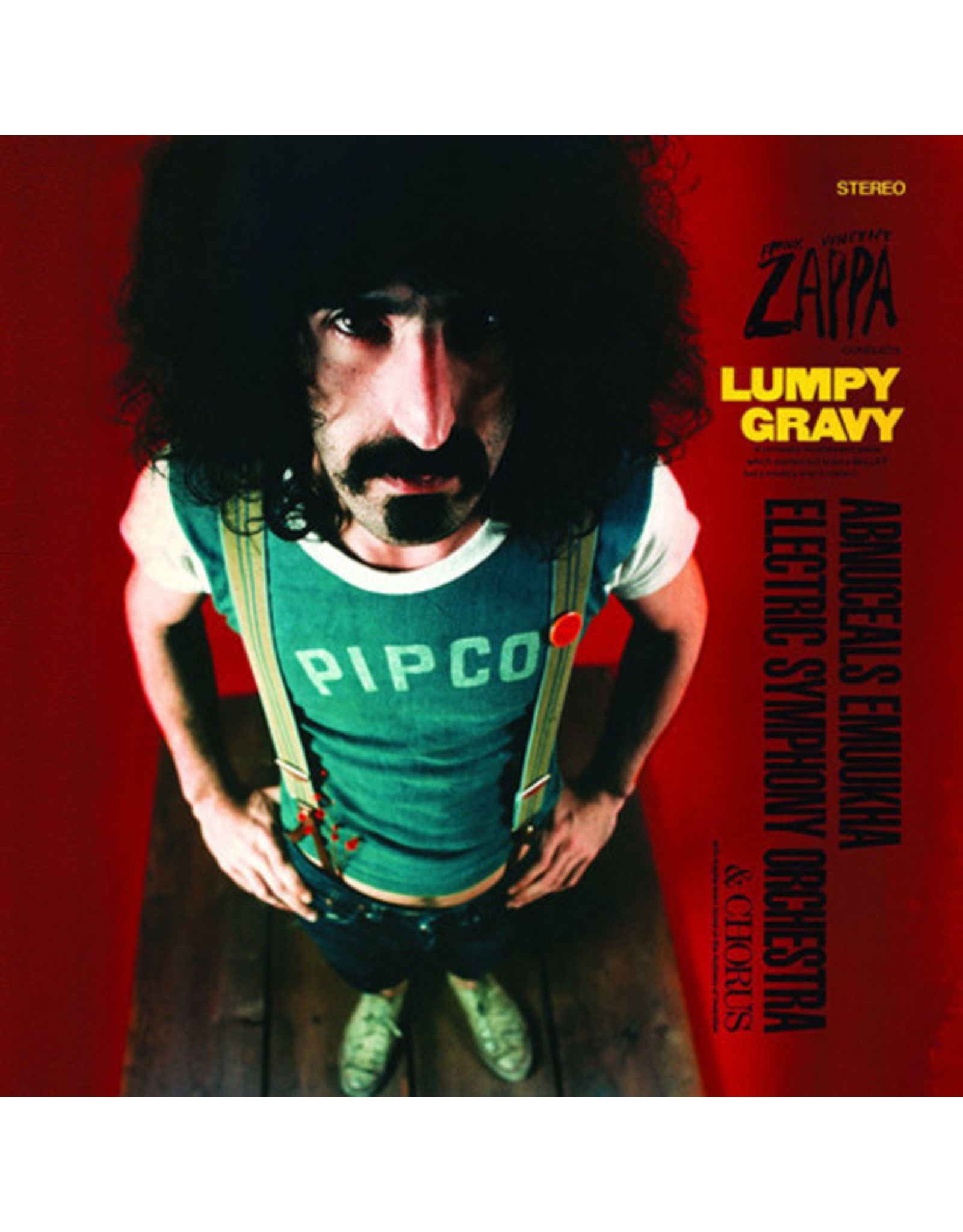 New Vinyl Frank Zappa - Lumpy Gravy LP