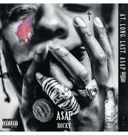 New Vinyl A$AP ROCKY - At Long Last A$AP 2LP