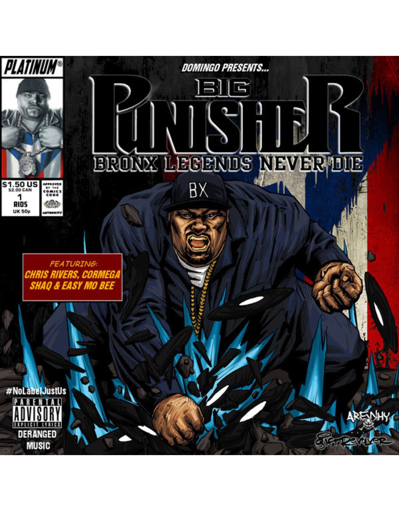 New Vinyl Big Pun - Bronx Legends Never Die LP