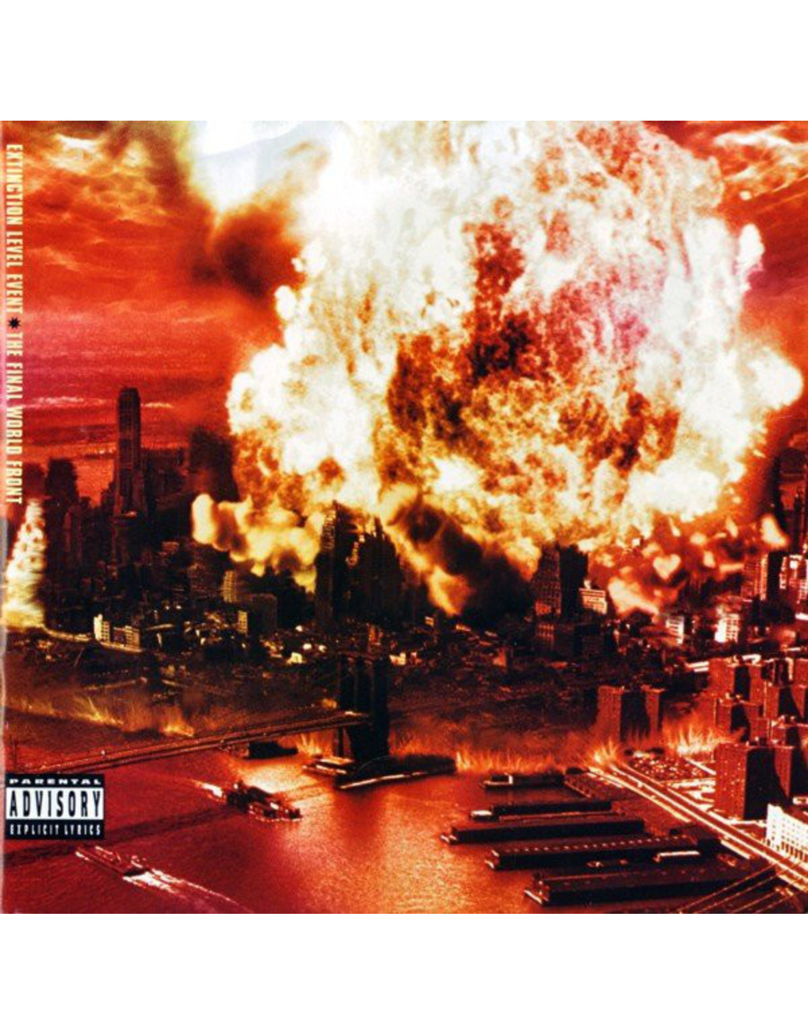 New Vinyl Busta Rhymes - Extinction Level Event 2LP