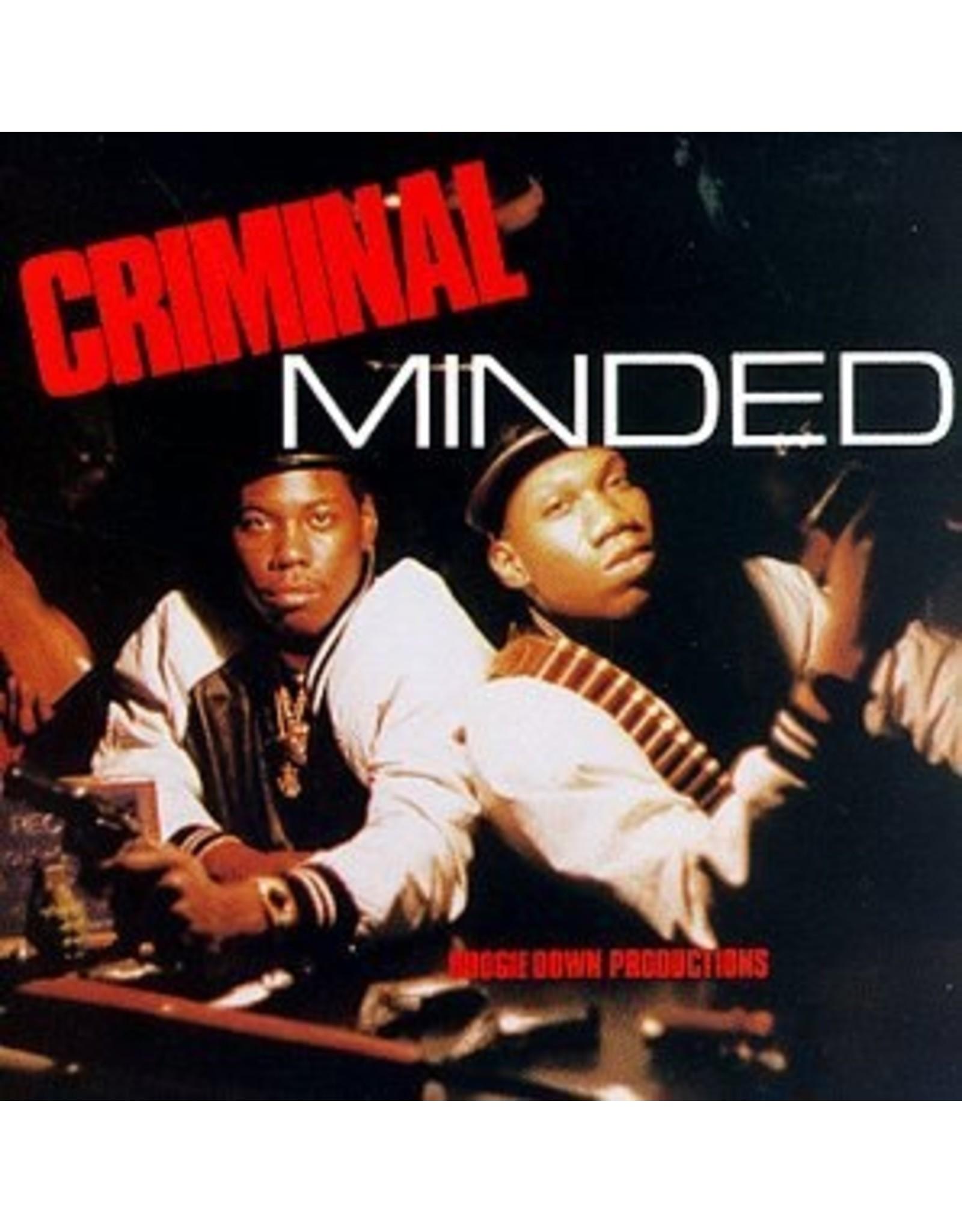 New Vinyl Boogie Down Productions - Criminal Minded 2LP