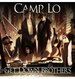 New Vinyl Camp Lo - The Get Down Brothers 2LP