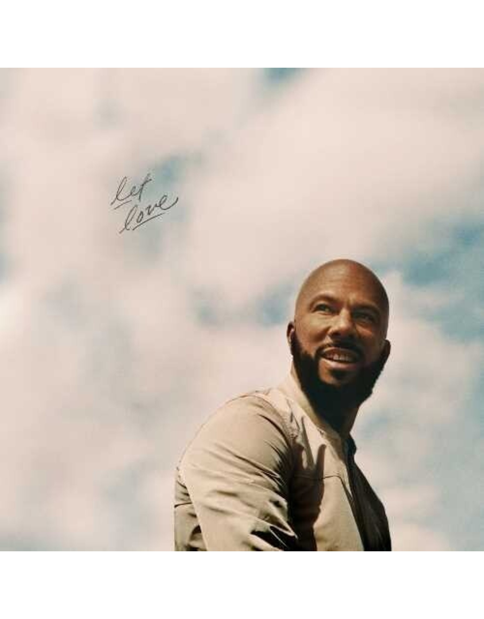 New Vinyl Common - Let Love LP