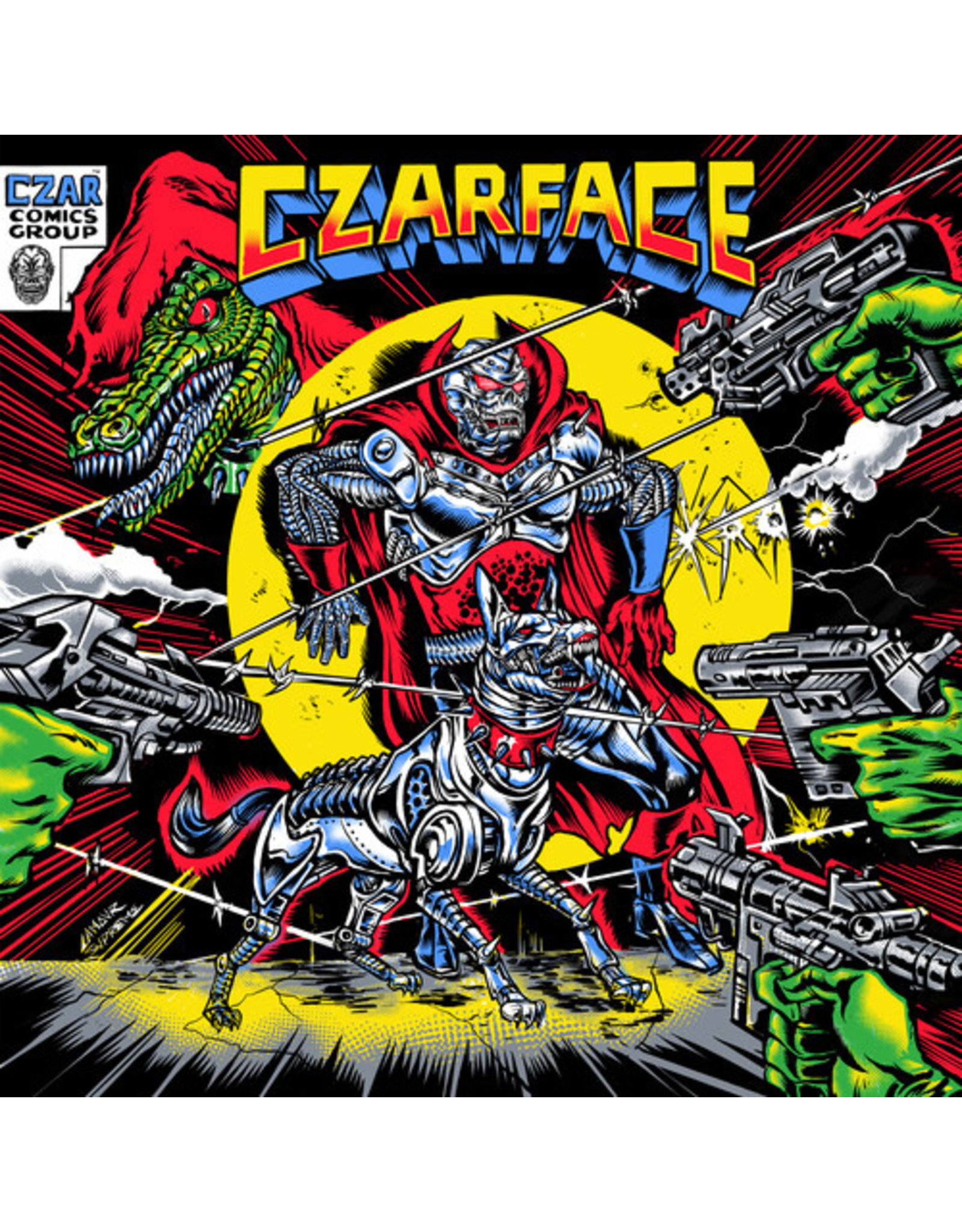 New Vinyl Czarface - The Odd Czar Against Us LP