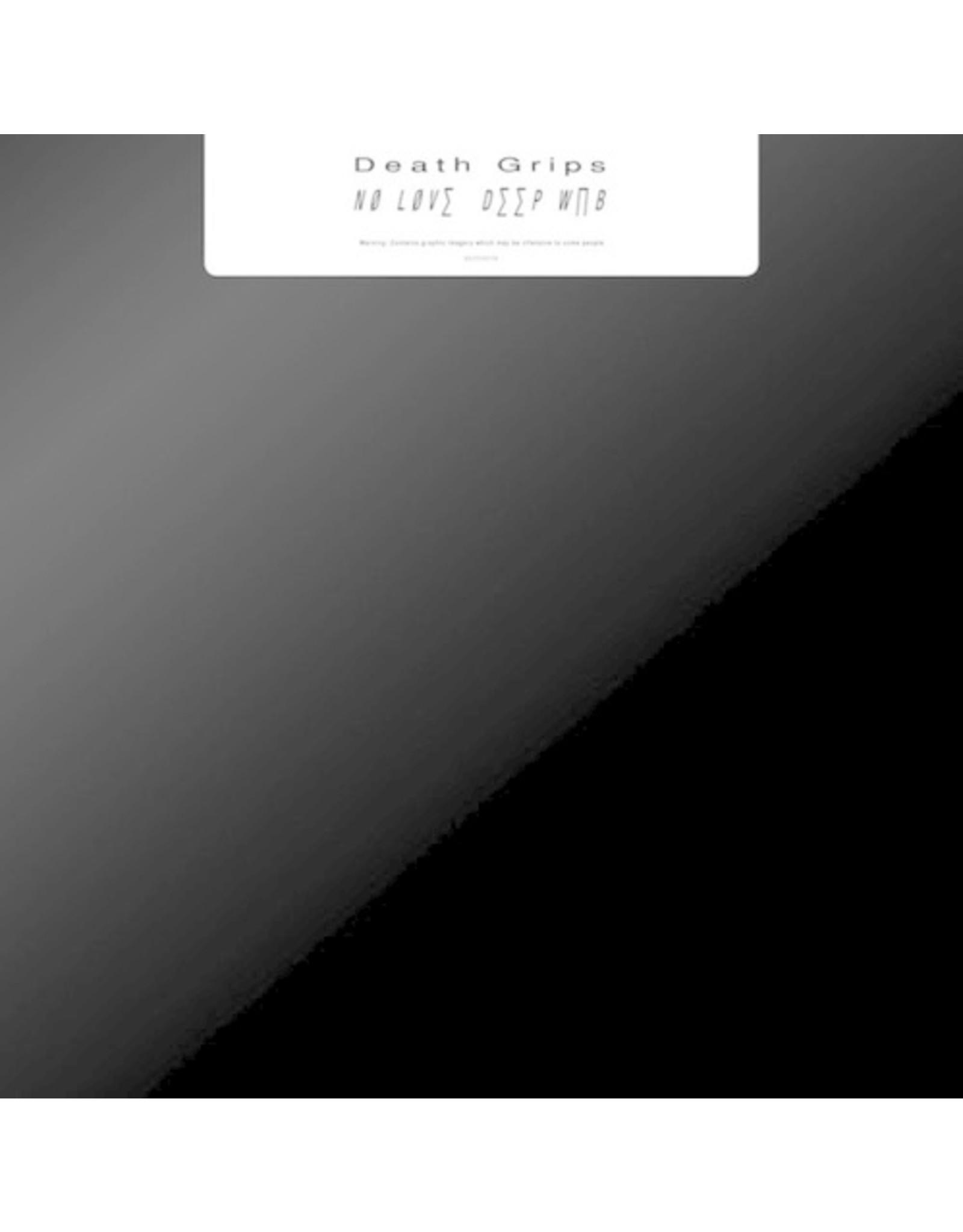 New Vinyl Death Grips - No Love Deep Web LP