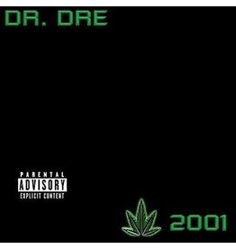 New Vinyl Dr. Dre - 2001 2LP