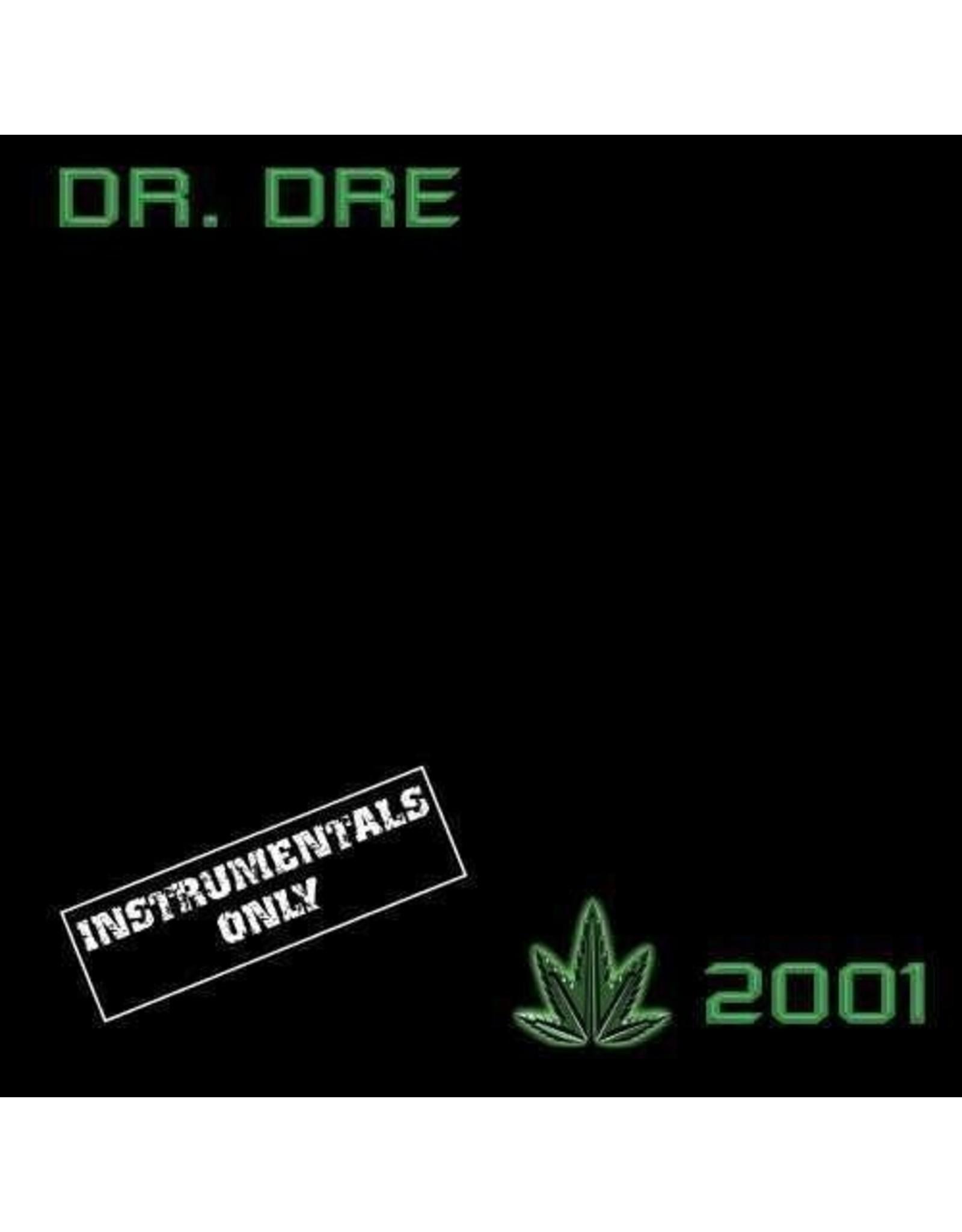 New Vinyl Dr. Dre - 2001 (Instrumentals) 2LP