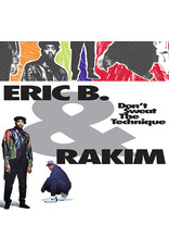New Vinyl Eric B. & Rakim - Don't Sweat The Technique 2LP