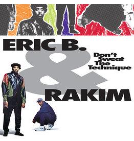New Vinyl Eric B. & Rakim - Don't Sweat The Technique 2LP