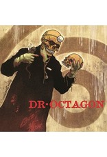 New Vinyl Dr. Octogon - Dr. Octagonecologyst 2LP