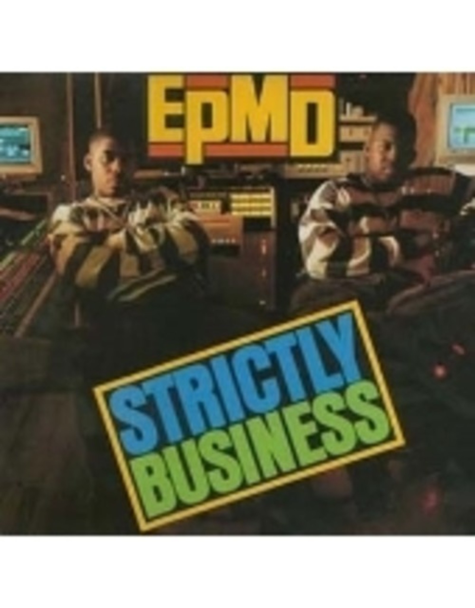 New Vinyl EPMD - Strictly Business 2LP