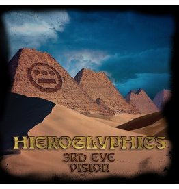 New Vinyl Hieroglyphics - 3rd Eye Vision 3LP
