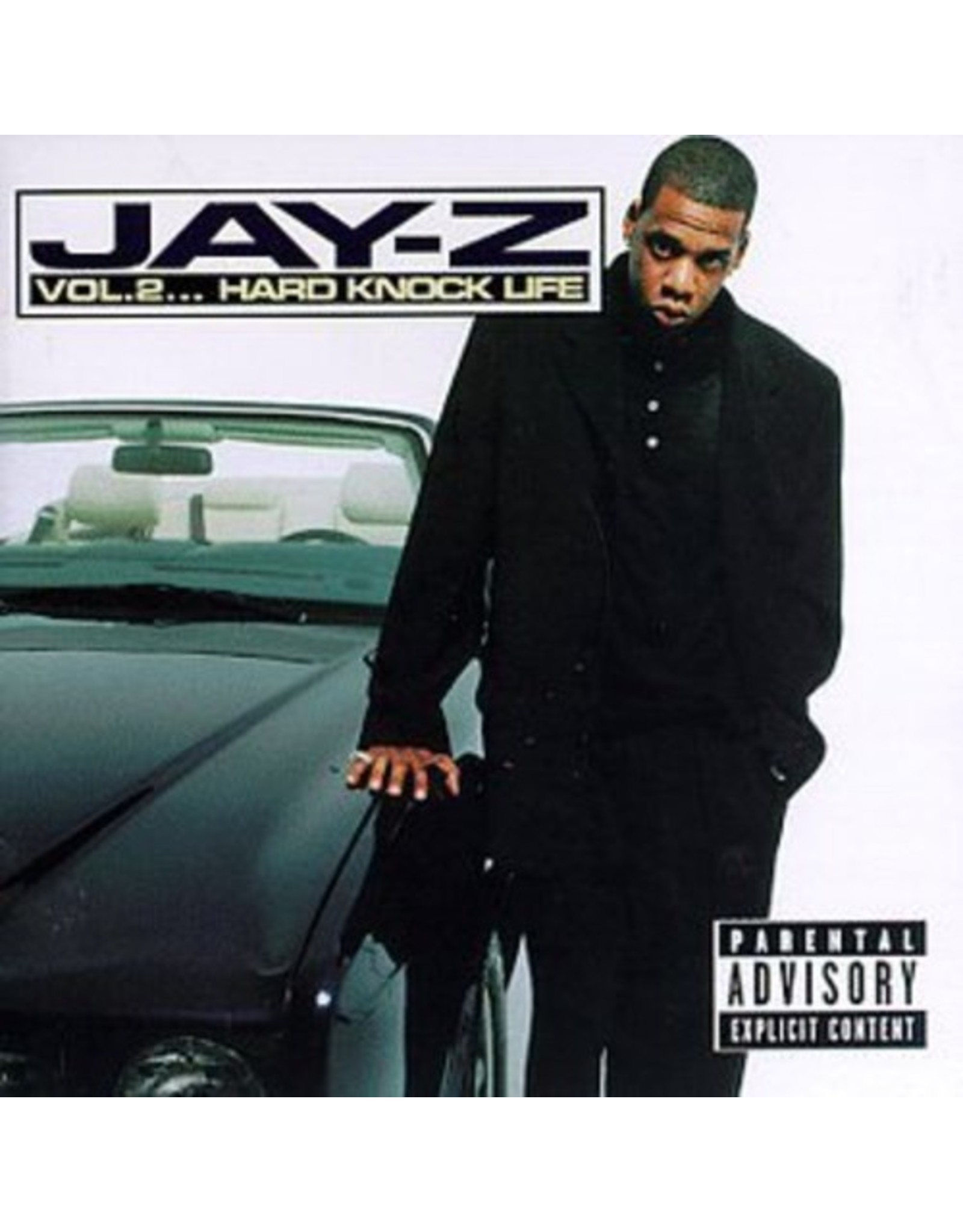 New Vinyl Jay-Z - Vol. 2: Hard Knock Life 2LP