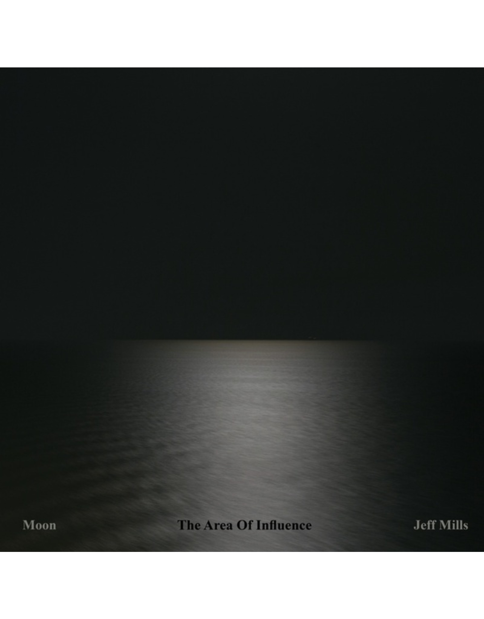 New Vinyl Jeff Mills - Moon: The Area Of Influence 2x12""