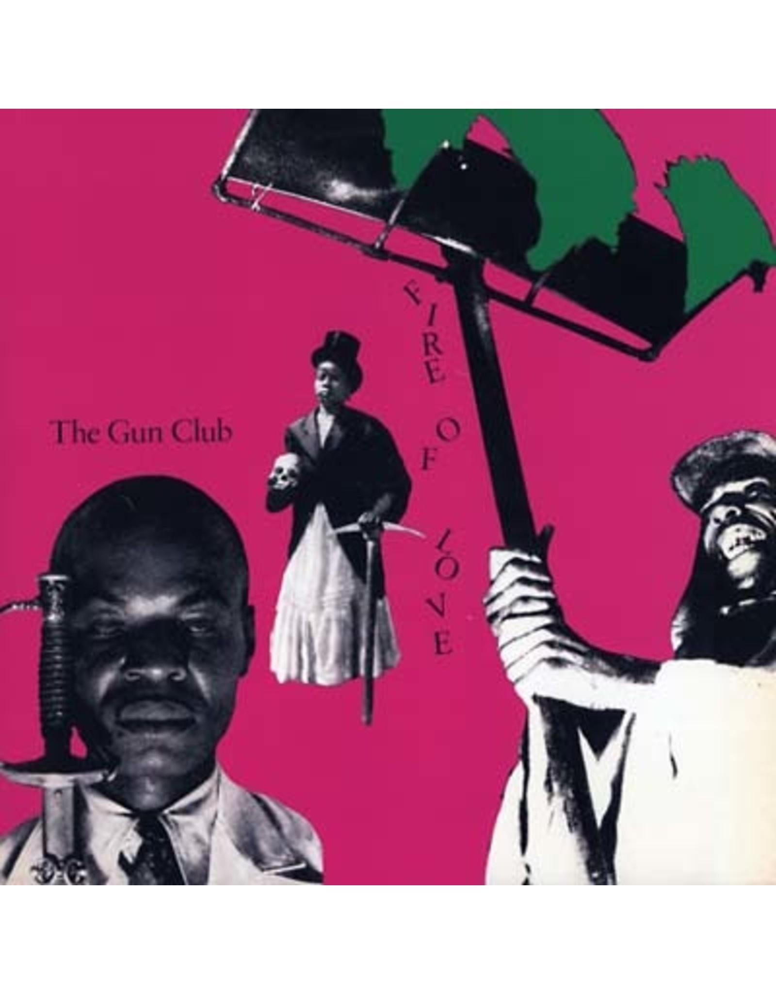 New Vinyl The Gun Club - Fire Of Love LP