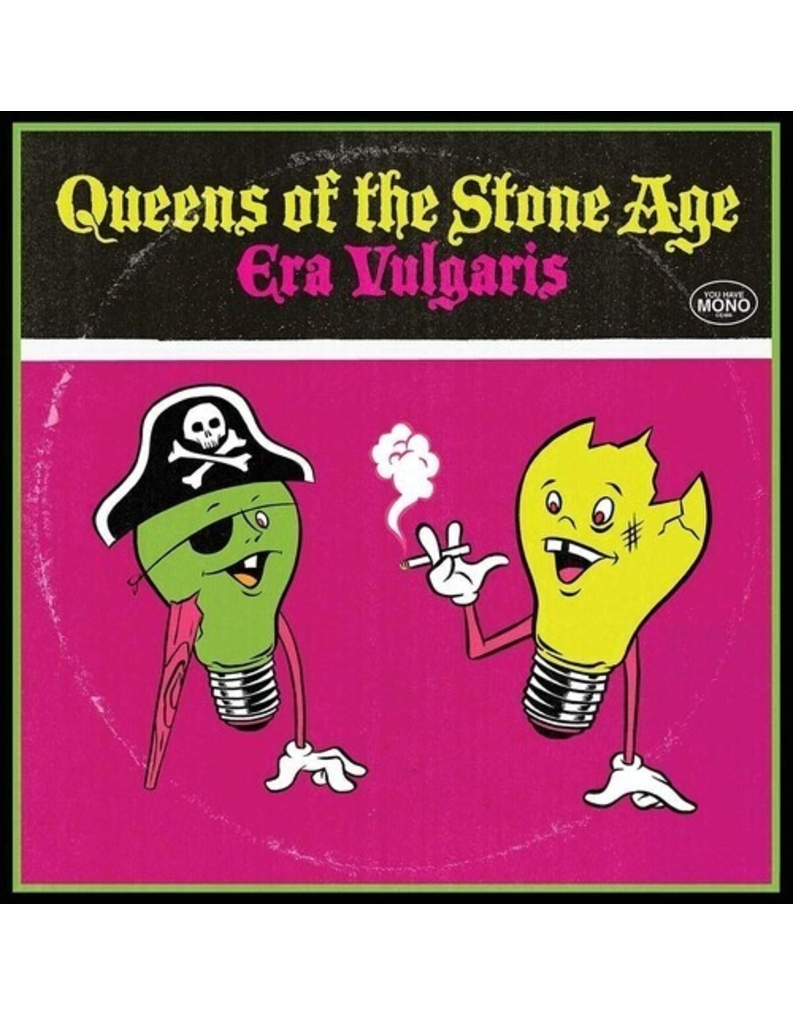New Vinyl Queens Of The Stone Age - Era Vulgaris LP