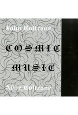 New Vinyl John & Alice Coltrane - Cosmic Music LP