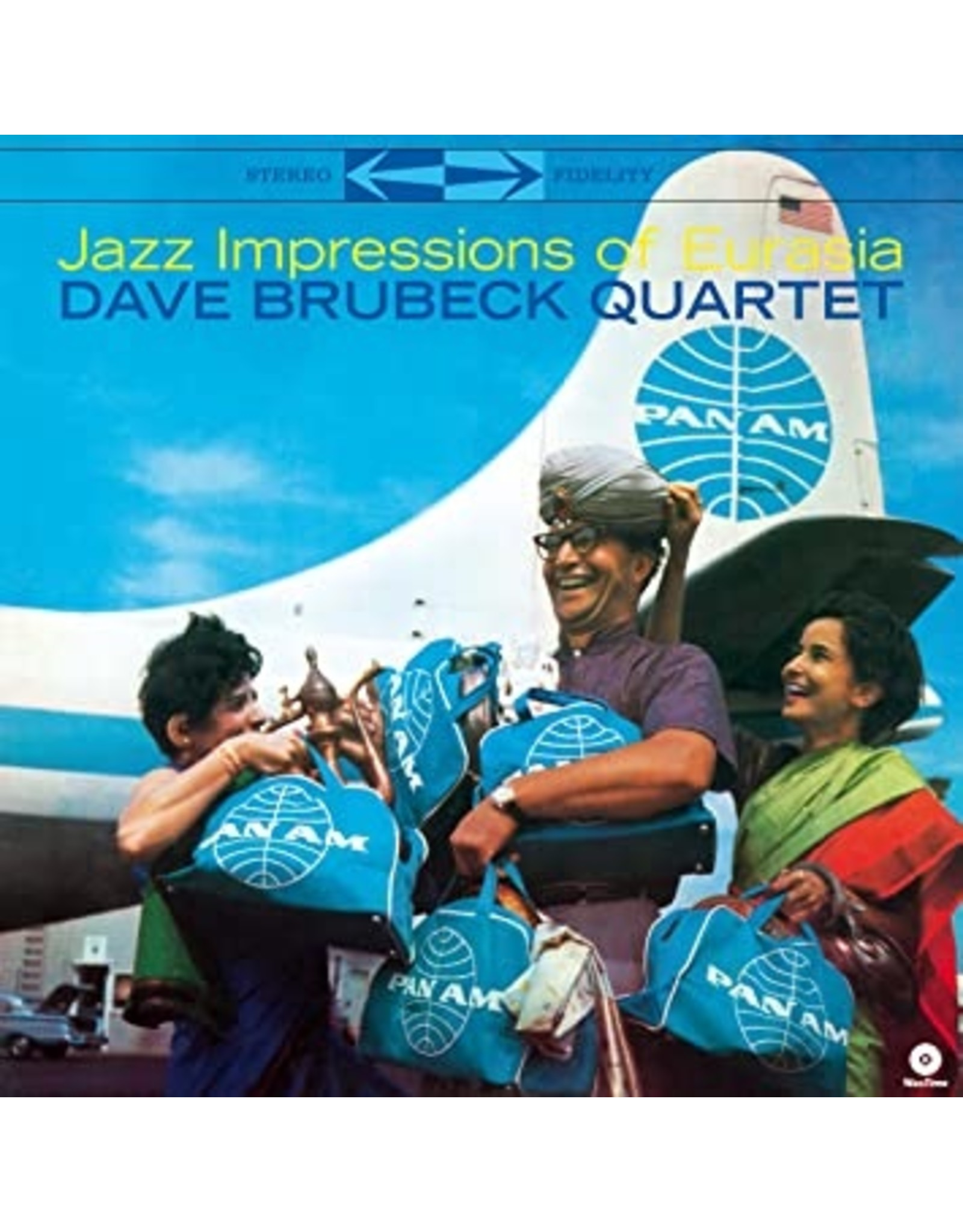New Vinyl Dave Brubeck - Jazz Impressions Of Eurasia LP