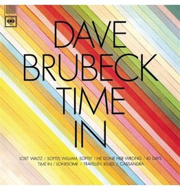 New Vinyl Dave Brubeck - Time In LP