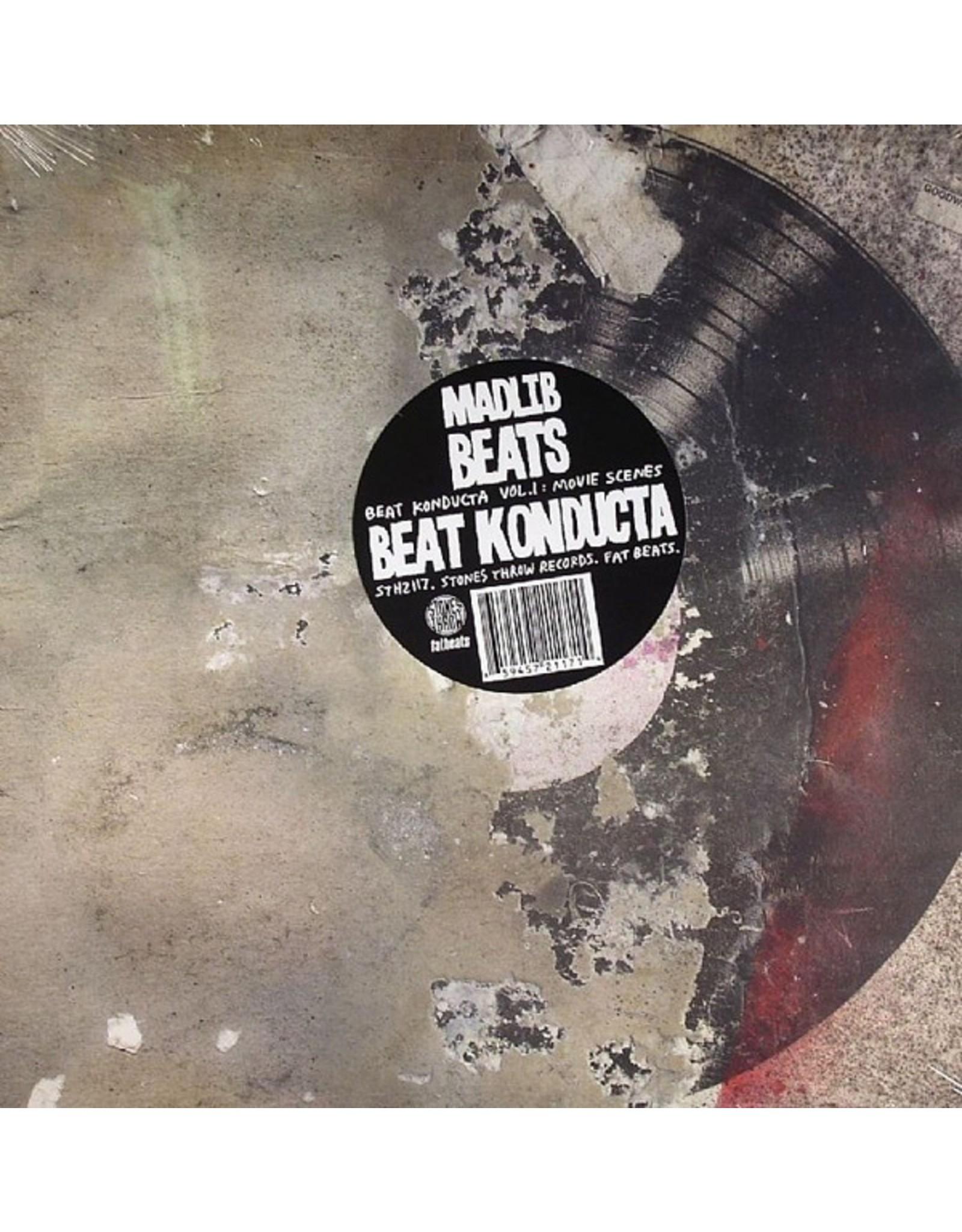 New Vinyl Madlib - Beat Konducta Vol. 1: Movie Scenes LP