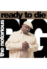 New Vinyl Notorious B.I.G. - Ready To Die LP