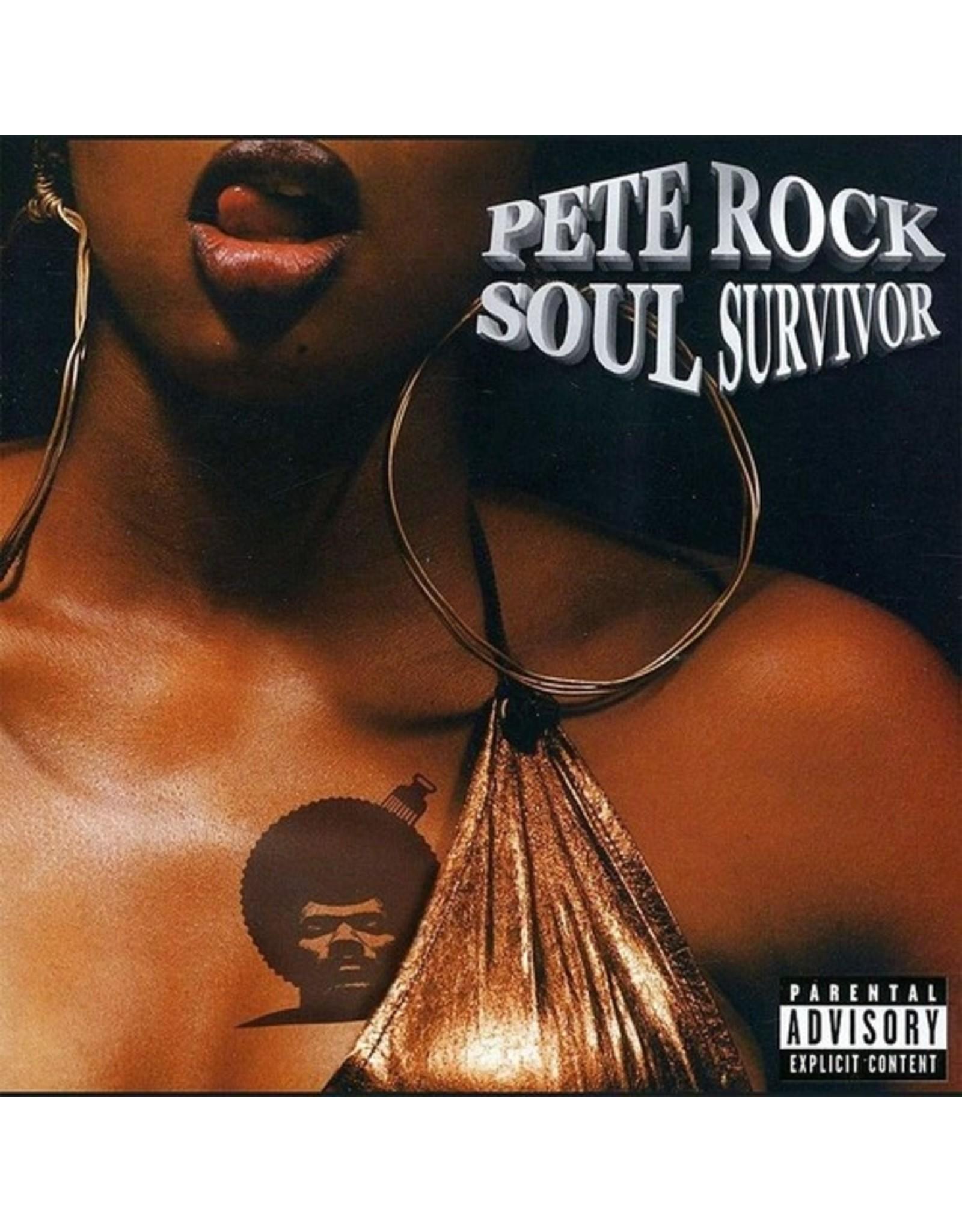 New Vinyl Pete Rock - Soul Survivor 2LP