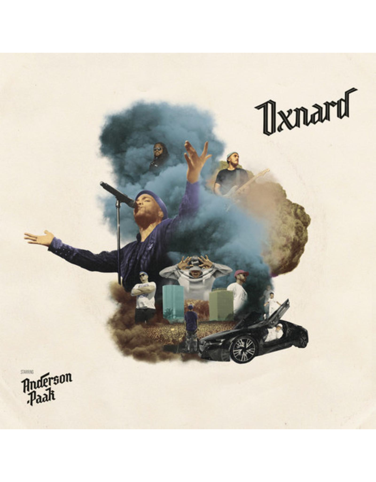 New Vinyl Anderson.Paak - Oxnard 2LP