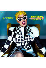 New Vinyl Cardi B - Invasion Of Privacy 2LP