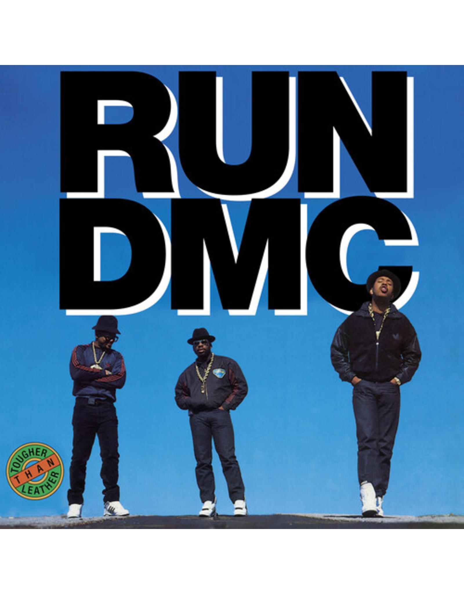 New Vinyl Run-D.M.C. - Tougher Than Leather LP