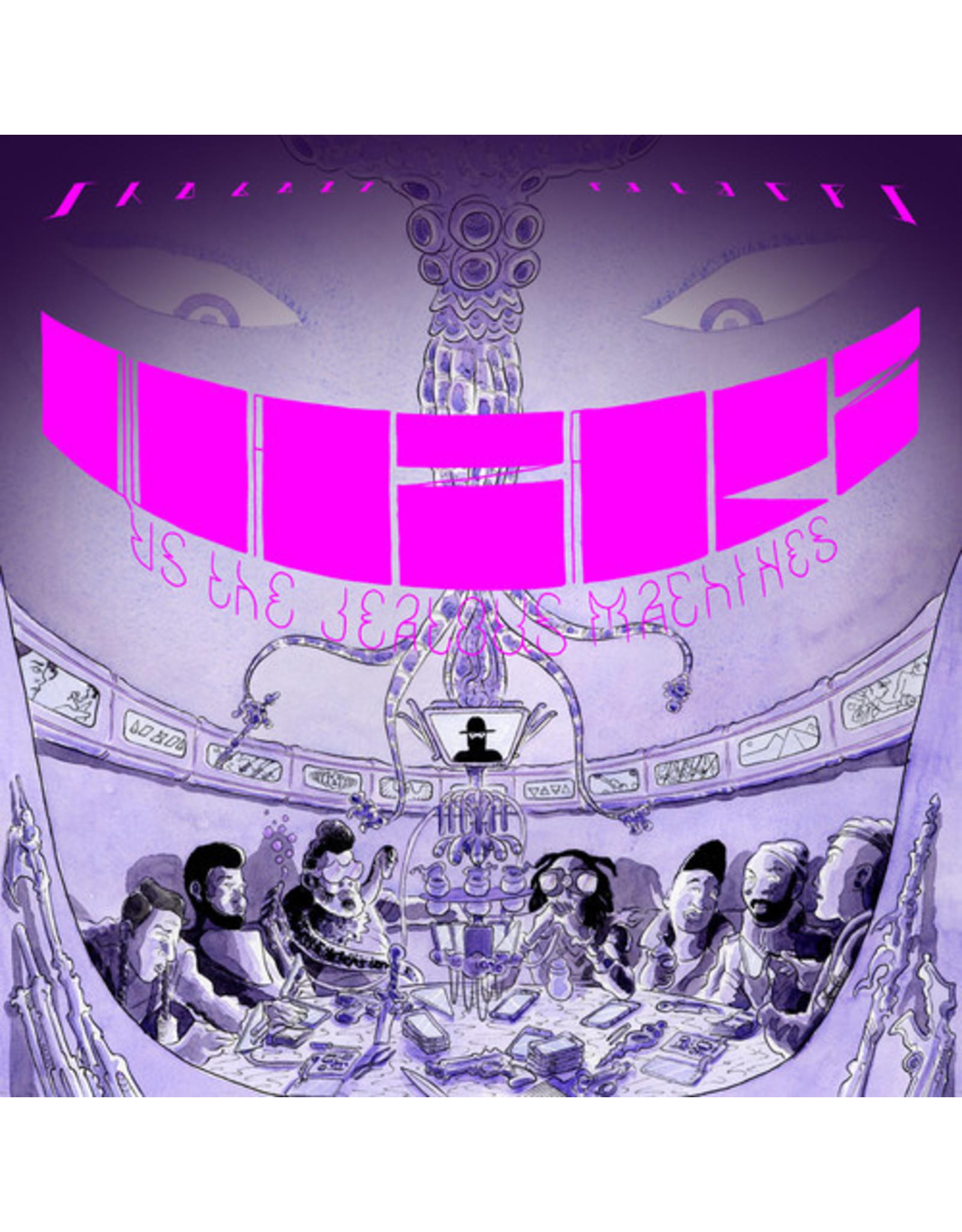 New Vinyl Shabazz Palaces - Quazarz Vs. The Jealous Machines LP