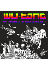 New Vinyl Various - Wu-Tang Meets The Indie Culture Vol. 1 2LP