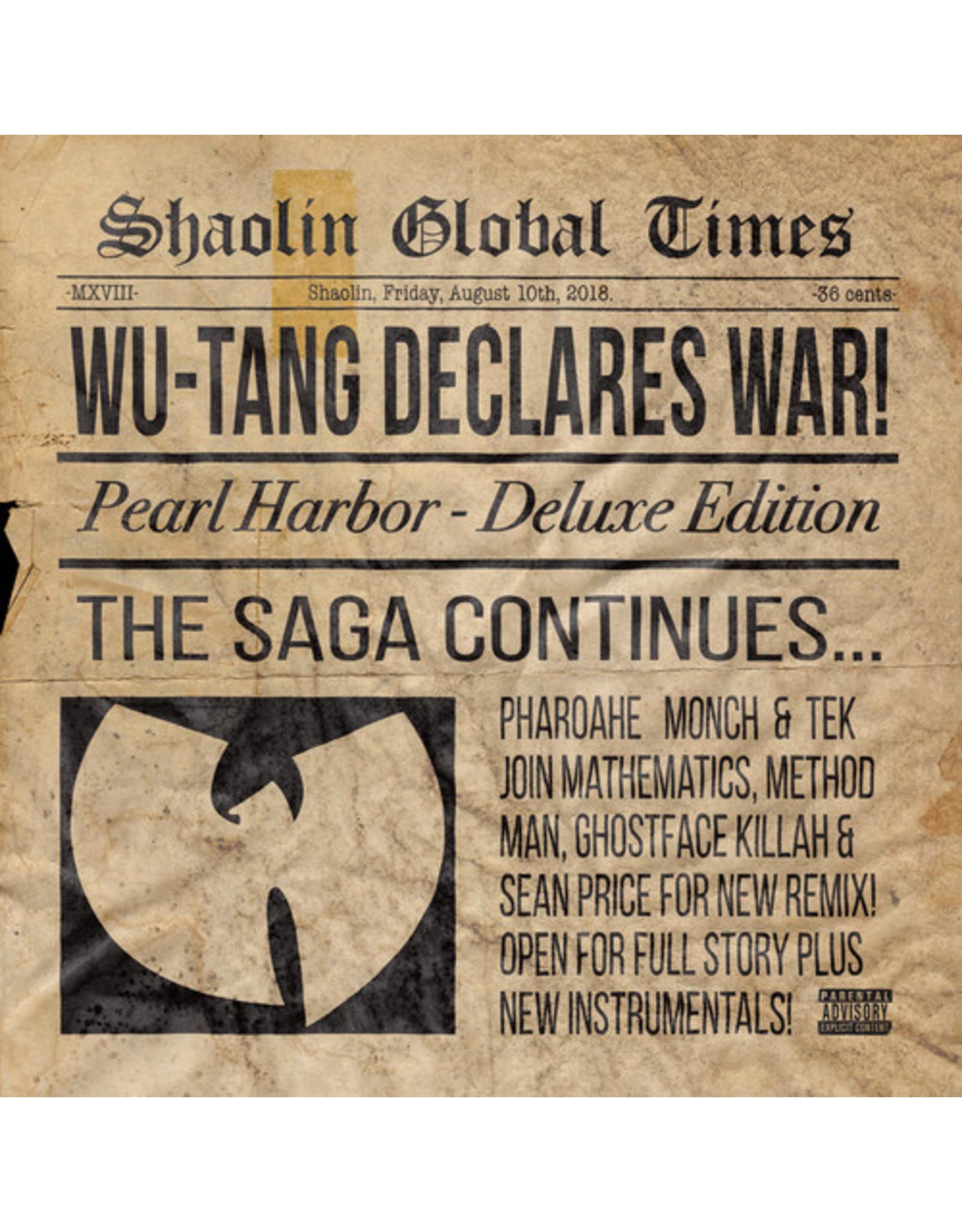 "New Vinyl Wu-Tang - Pearl Harbor 12"""