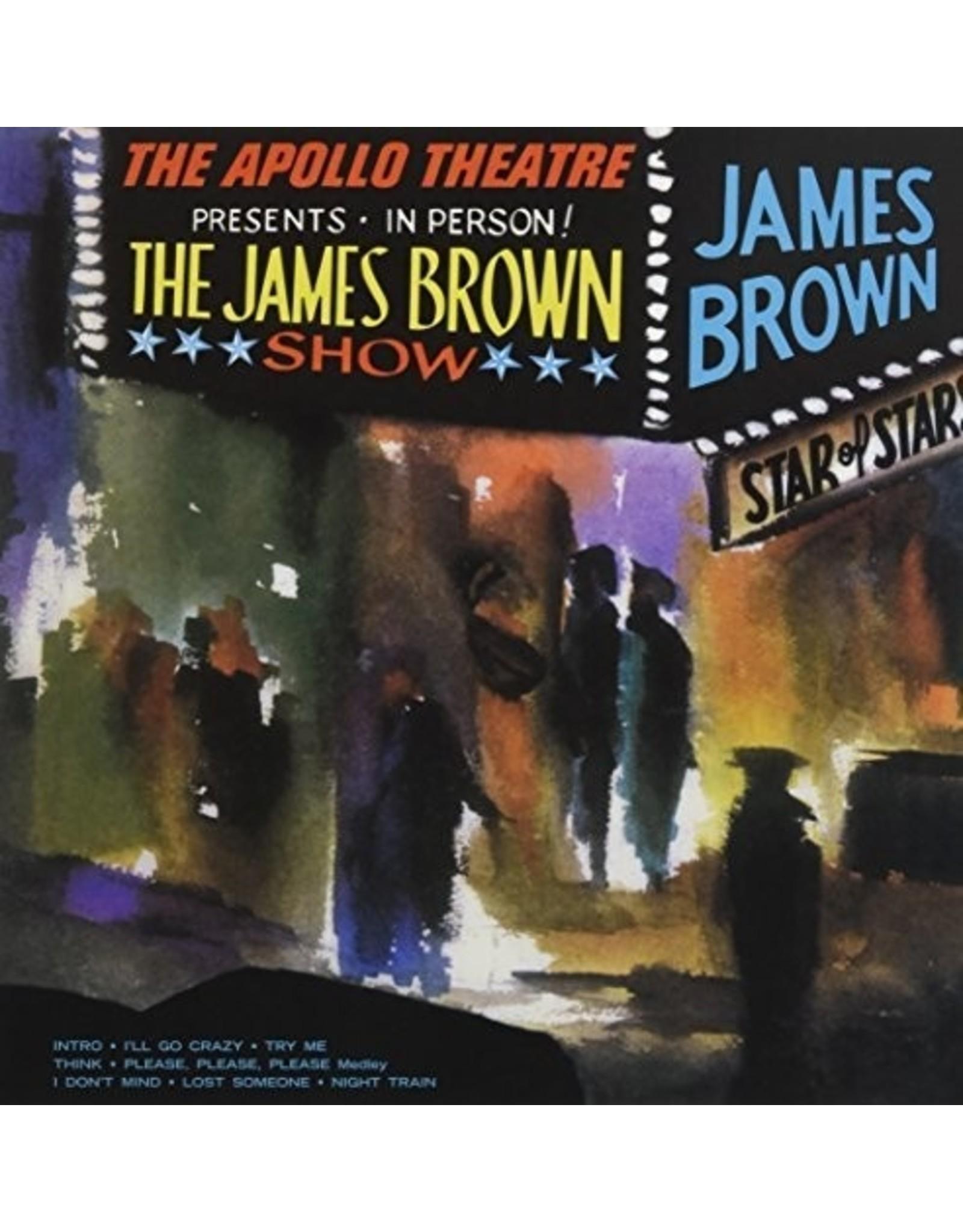 New Vinyl James Brown - Live At The Apollo LP