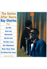 New Vinyl Ray Charles - Genius After Hours LP